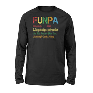 Funpa  Long Sleeve - Family Presents