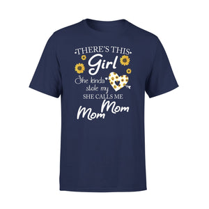 She Calls Me Mimi Premium Tee - Family Presents