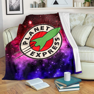 Planet Express II Blanket