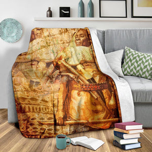 African Culture CLXXXIX Blanket