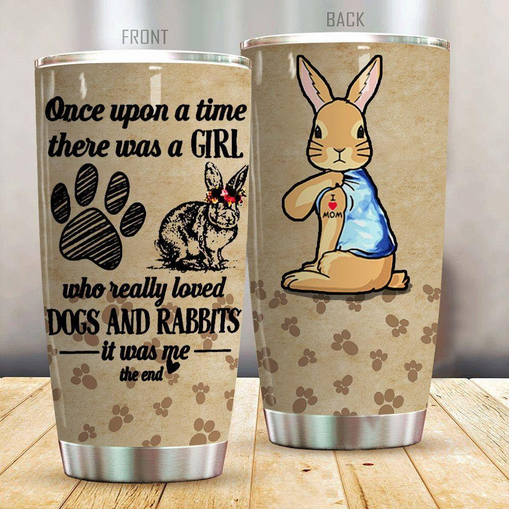 Rabbit Stainless Steel Insulated Tumbler Cups