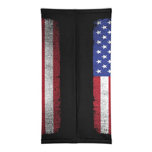 American Flag (RWB) Face Gaiter Cover