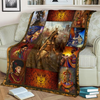 African Culture LXIV Blanket