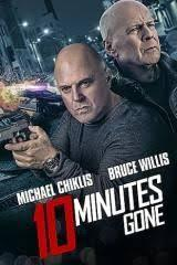 10 Minutes Gone | 4K UHD Vudu or iTunes Code - Movie Sometimes