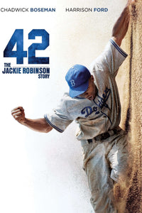 42 - The Jackie Robinson Story | HD Movies Anywhere Code Ports to Vudu, iTunes, GP - Movie Sometimes