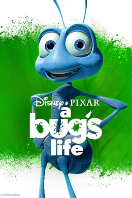 A Bug's Life | HD Google Play Code Ports to Movies Anywhere, Vudu, iTunes - Movie Sometimes
