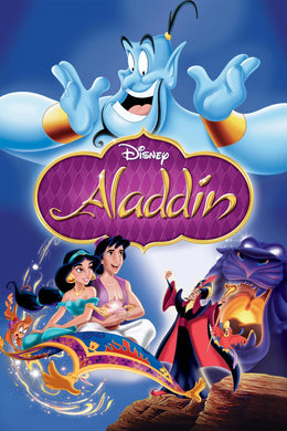 Aladdin (1992) | HD Movies Anywhere Code Ports to Vudu iTunes GP - Movie Sometimes