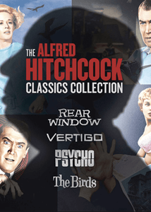 Alfred Hitchcock Classics Collection 4K UHD Movies Anywhere - Vudu, iTunes