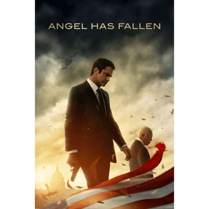 Angel Has Fallen | 4K UHD Vudu or iTunes Code - Movie Sometimes