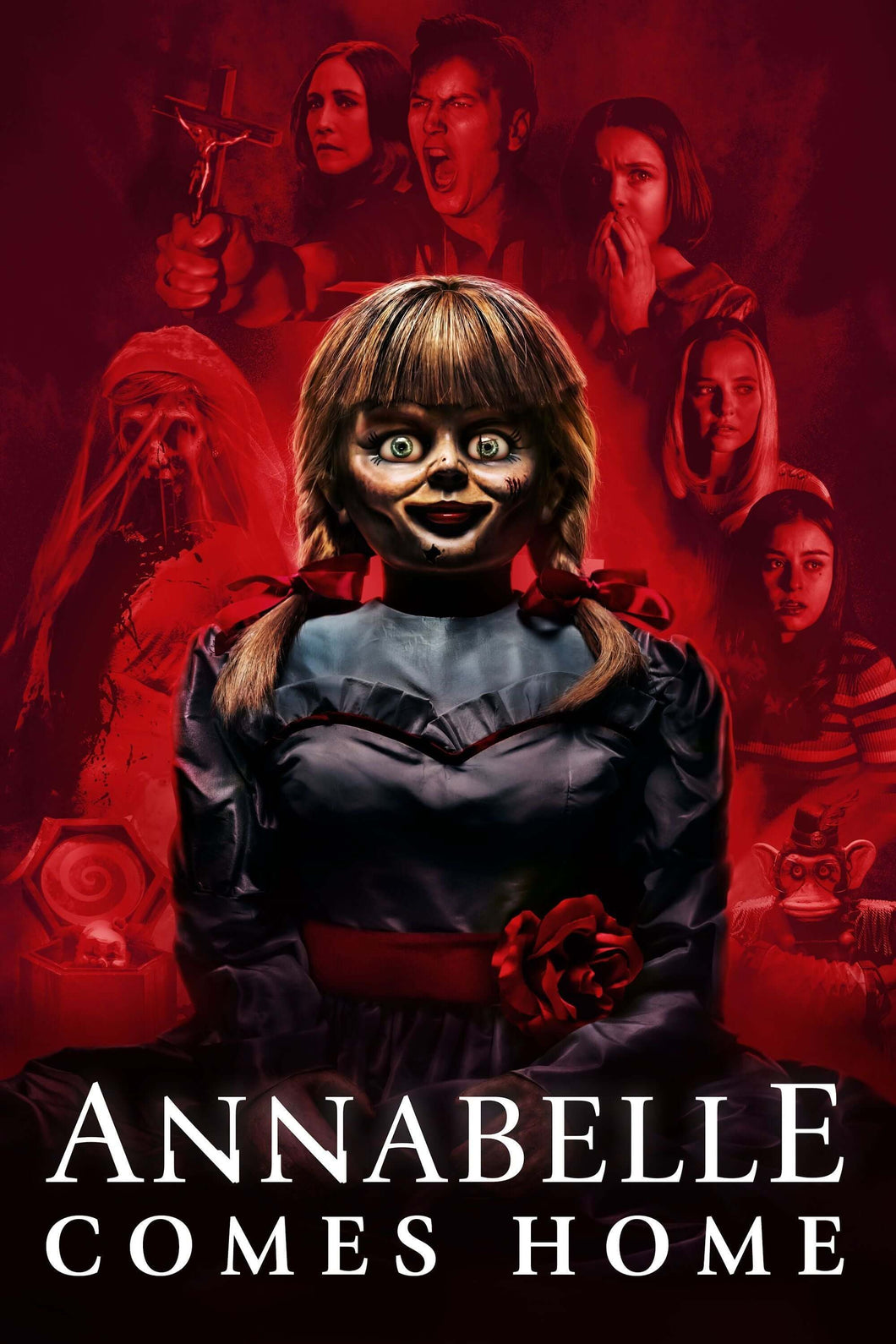 Annabelle Comes Home | HD Movies Anywhere Code Ports to Vudu iTunes GP - Movie Sometimes