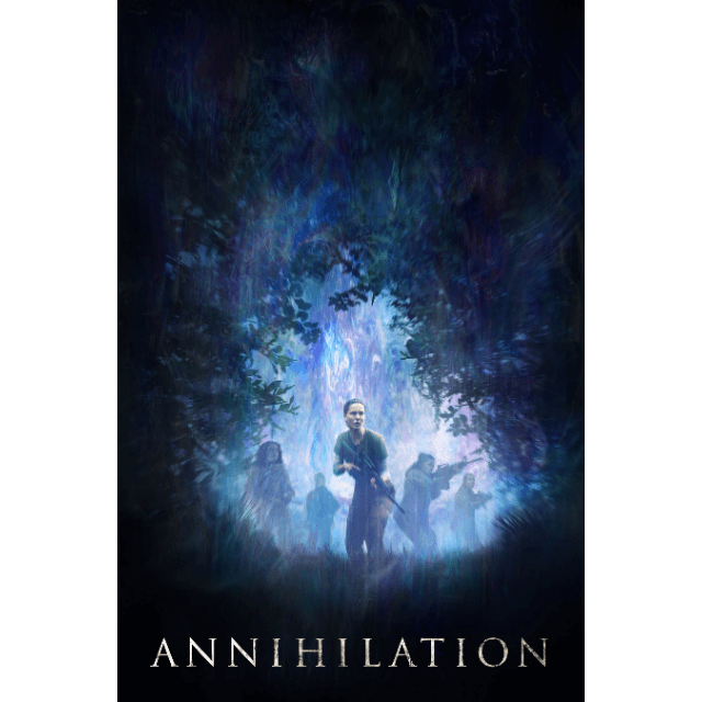 Annihilation | HD Vudu Code - Movie Sometimes