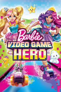 Barbie Video Game Hero HD (MA/Vudu)