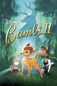 Bambi II | HD Google Play Code Ports to Movies Anywhere, Vudu, iTunes - Movie Sometimes