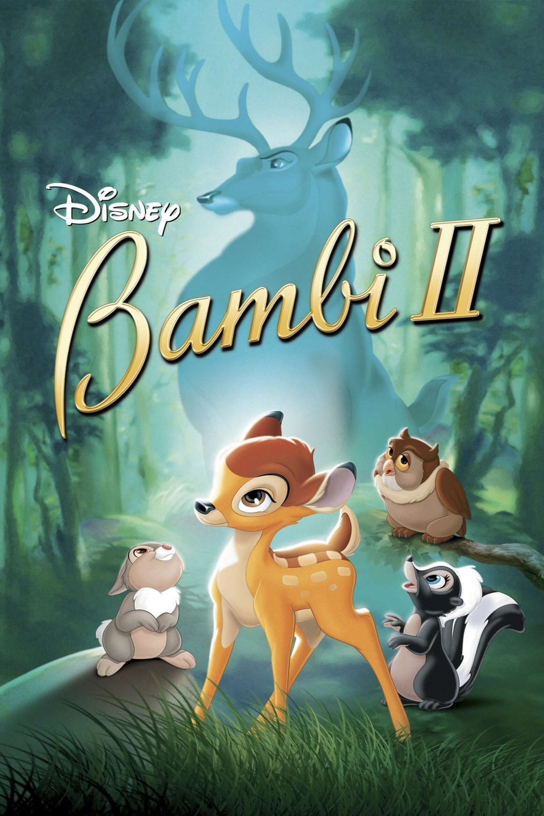 Bambi II | HD Movies Anywhere Code Ports to Vudu, iTunes, GP - Movie Sometimes