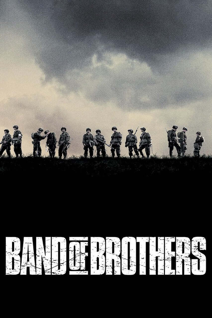 Band of Brothers HBO Mini Series | HD Google Play Code - Movie Sometimes