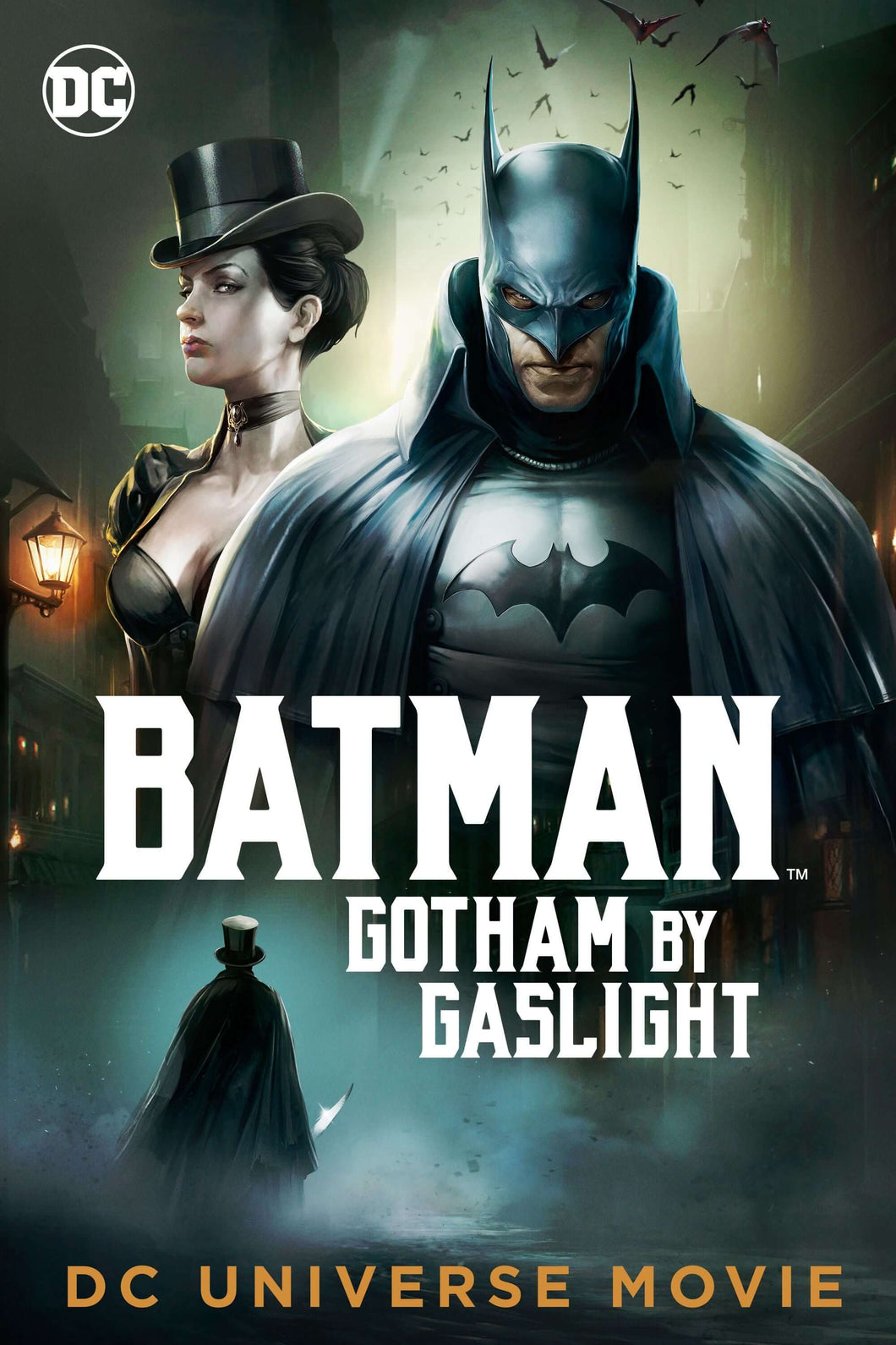 Batman: Gotham by Gaslight | HD Movies Anywhere Code Ports to Vudu, iTunes, GP - Movie Sometimes