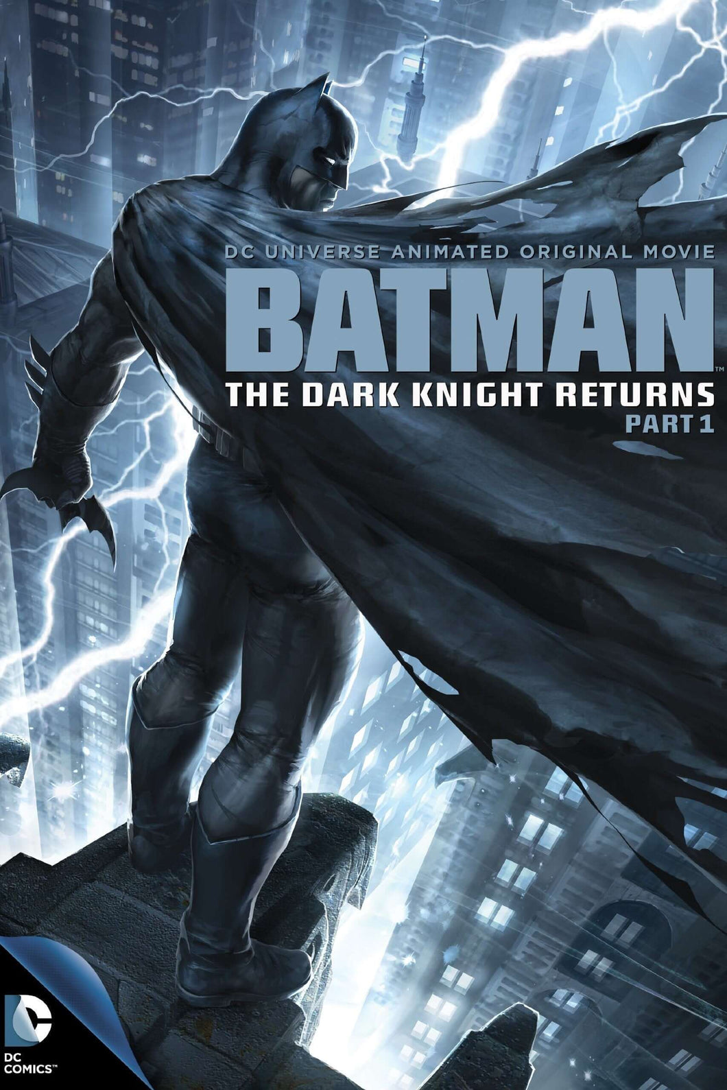 Batman: The Dark Knight Returns, Part 1 | HD Movies Anywhere Code Ports to Vudu, iTunes, GP - Movie Sometimes