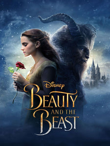 Beauty and the Beast (2017) | 4K UHD Movies Anywhere Ports to Vudu, iTunes, GP - Movie Sometimes
