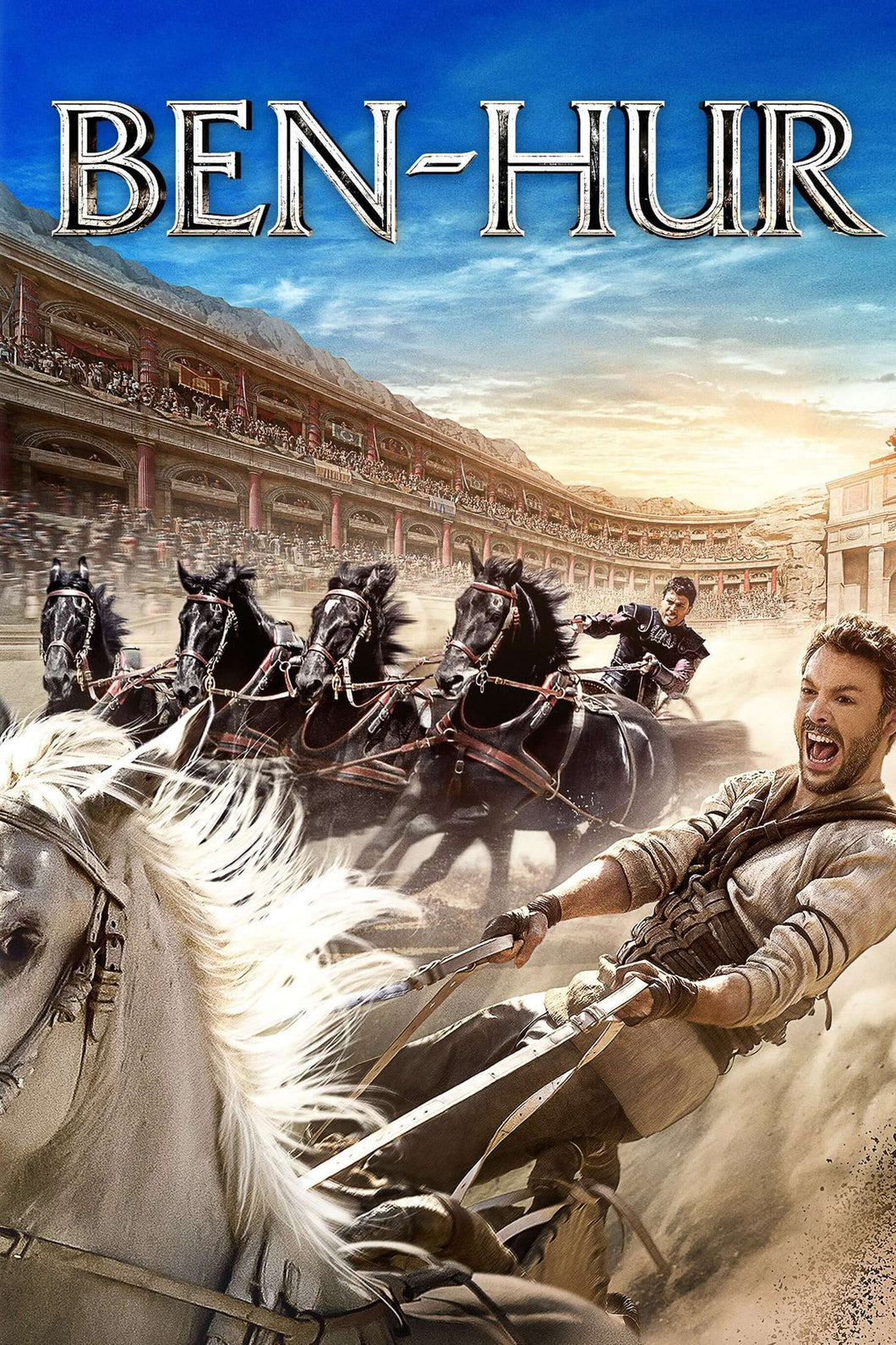 Ben-Hur | HD Vudu Code - Movie Sometimes