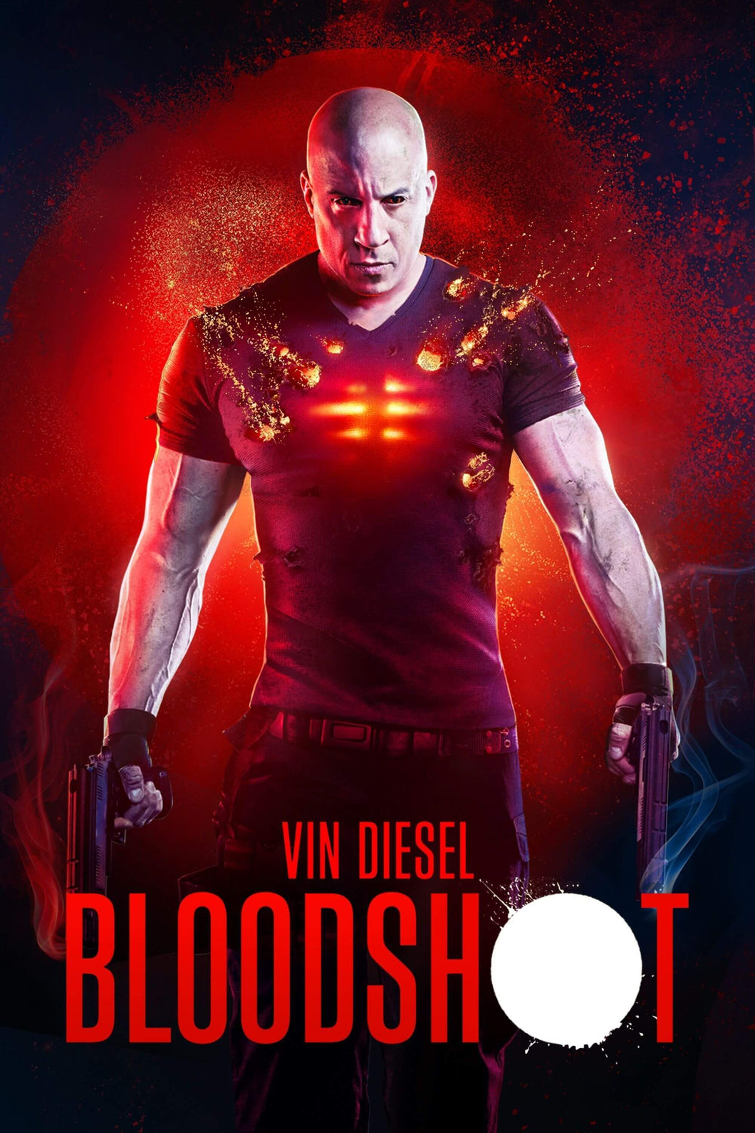 Bloodshot | HD Movies Anywhere Code Ports to Vudu, iTunes, GP - Movie Sometimes