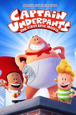 Captain Underpants: The First Epic Movie | HD Movies Anywhere Code Ports to Vudu, iTunes, GP - Movie Sometimes
