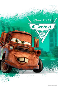 Cars 2 | 4K UHD Movies Anywhere Code Ports to Vudu, iTunes, GP - Movie Sometimes