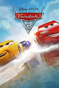 Cars 3 | HD MoviesAnywhere Code Ports to Vudu, iTunes, GP - Movie Sometimes