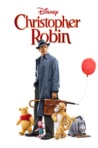 Christopher Robin | HD Movies Anywhere Code Ports to , Vudu, iTunes, GP - Movie Sometimes