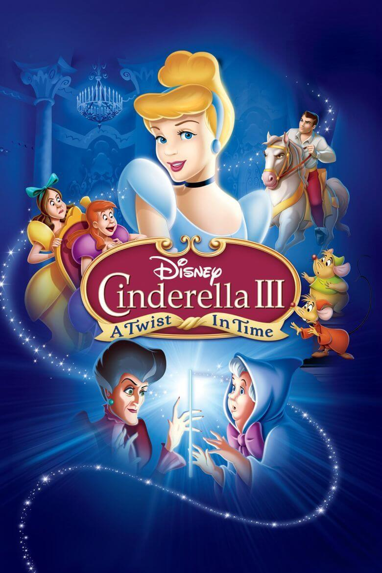 Cinderella III: A Twist in Time | HD Google Play Code Ports to Movies Anywhere, Vudu, iTunes - Movie Sometimes