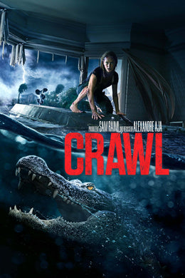 Crawl | HD Vudu Code - Movie Sometimes