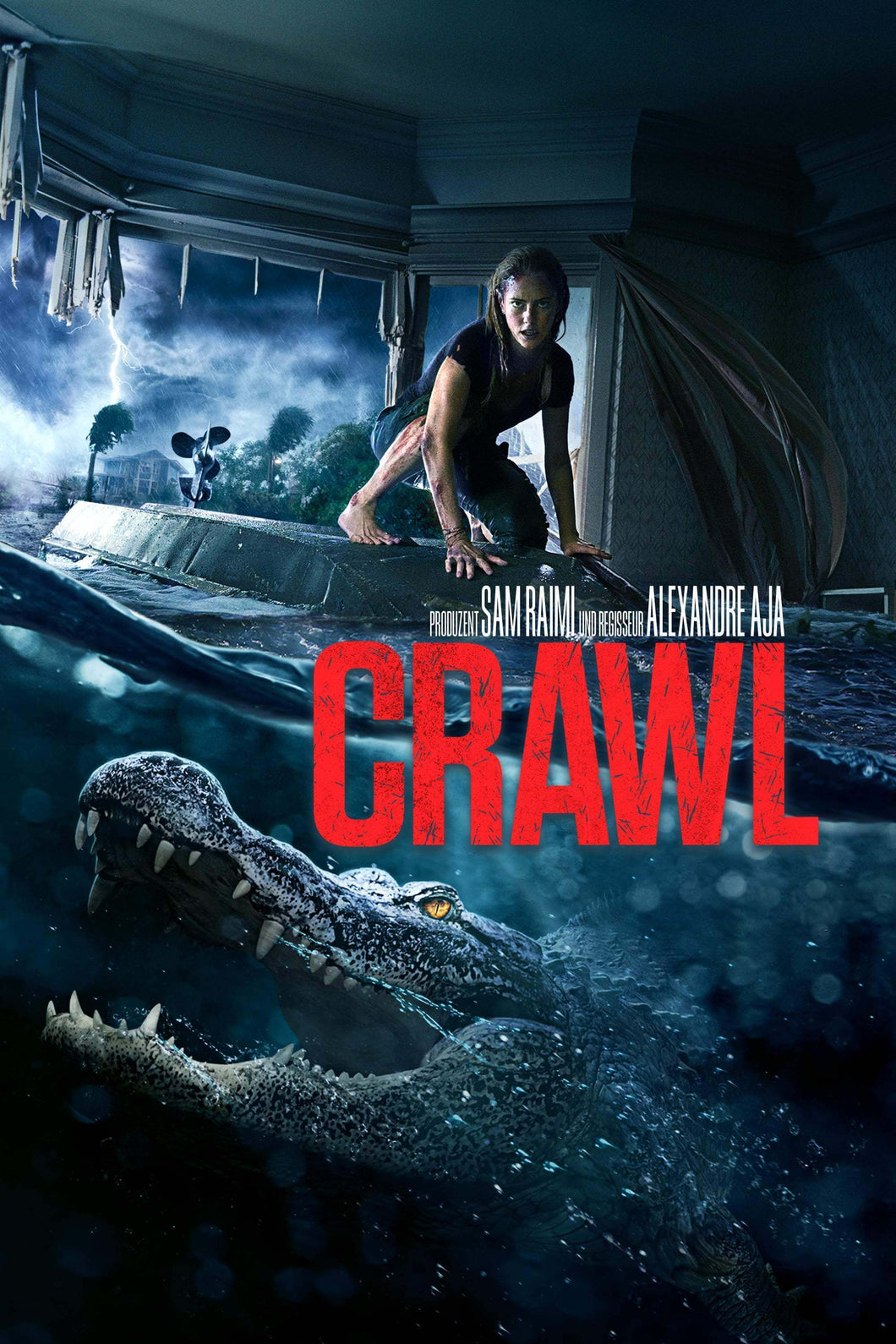 Crawl | HD iTunes Code - Movie Sometimes