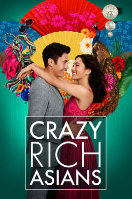 Crazy Rich Asians | HD Movies Anywhere Code Ports to Vudu iTunes GP - Movie Sometimes
