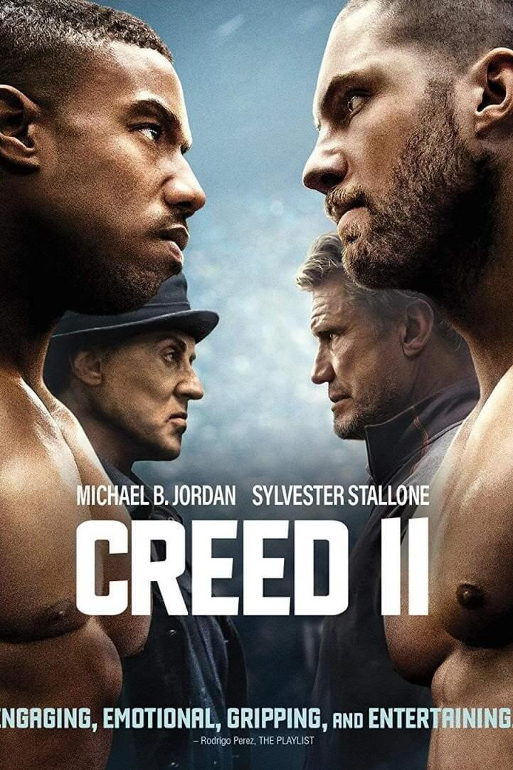 Creed II | HD Vudu Code - Movie Sometimes