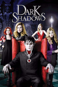 Dark Shadows | HD Movies Anywhere Code Ports to Vudu, iTunes, GP - Movie Sometimes