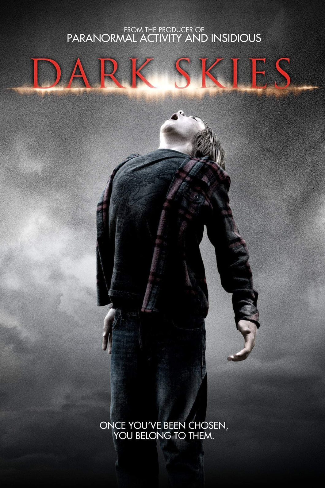 Dark Skies | HD Vudu Code - Movie Sometimes