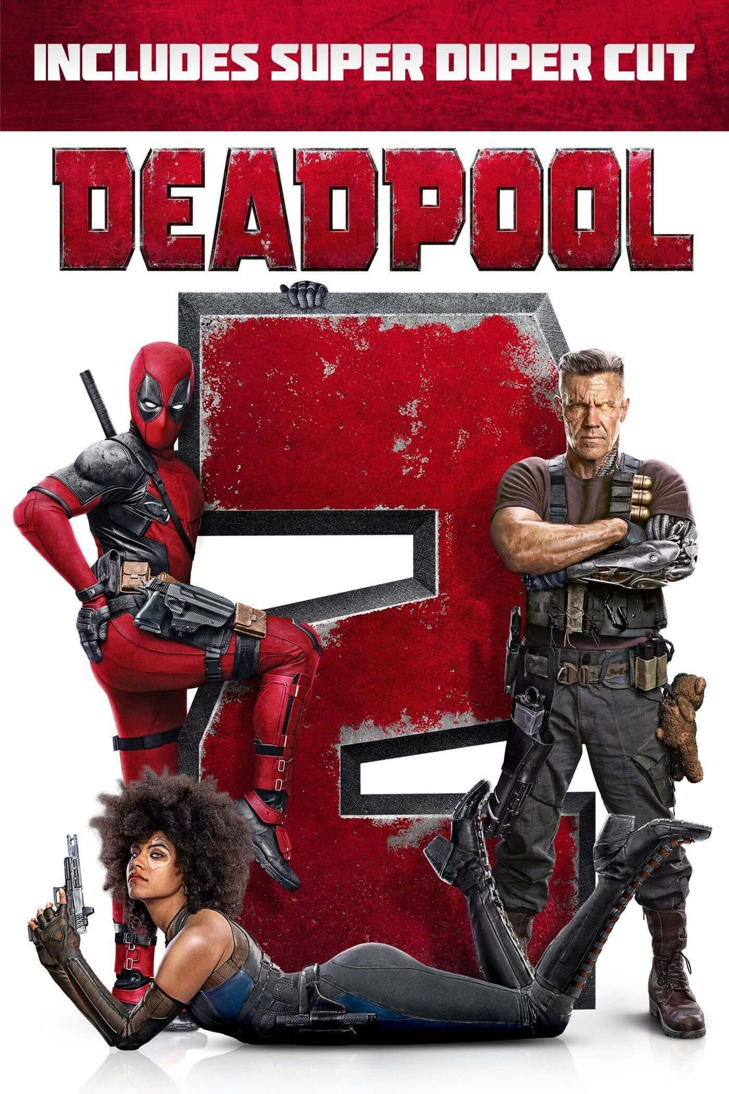 Deadpool 2 | 4K UHD Movies Anywhere Code Ports to Vudu, iTunes, GP - Movie Sometimes