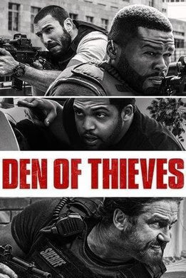 Den of Thieves | HD iTunes Code - Movie Sometimes
