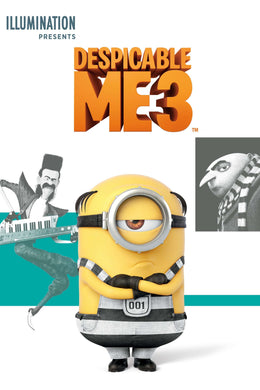 Despicable Me 3 | 4K UHD Movies Anywhere Code Ports to Vudu, iTunes, GP - Movie Sometimes