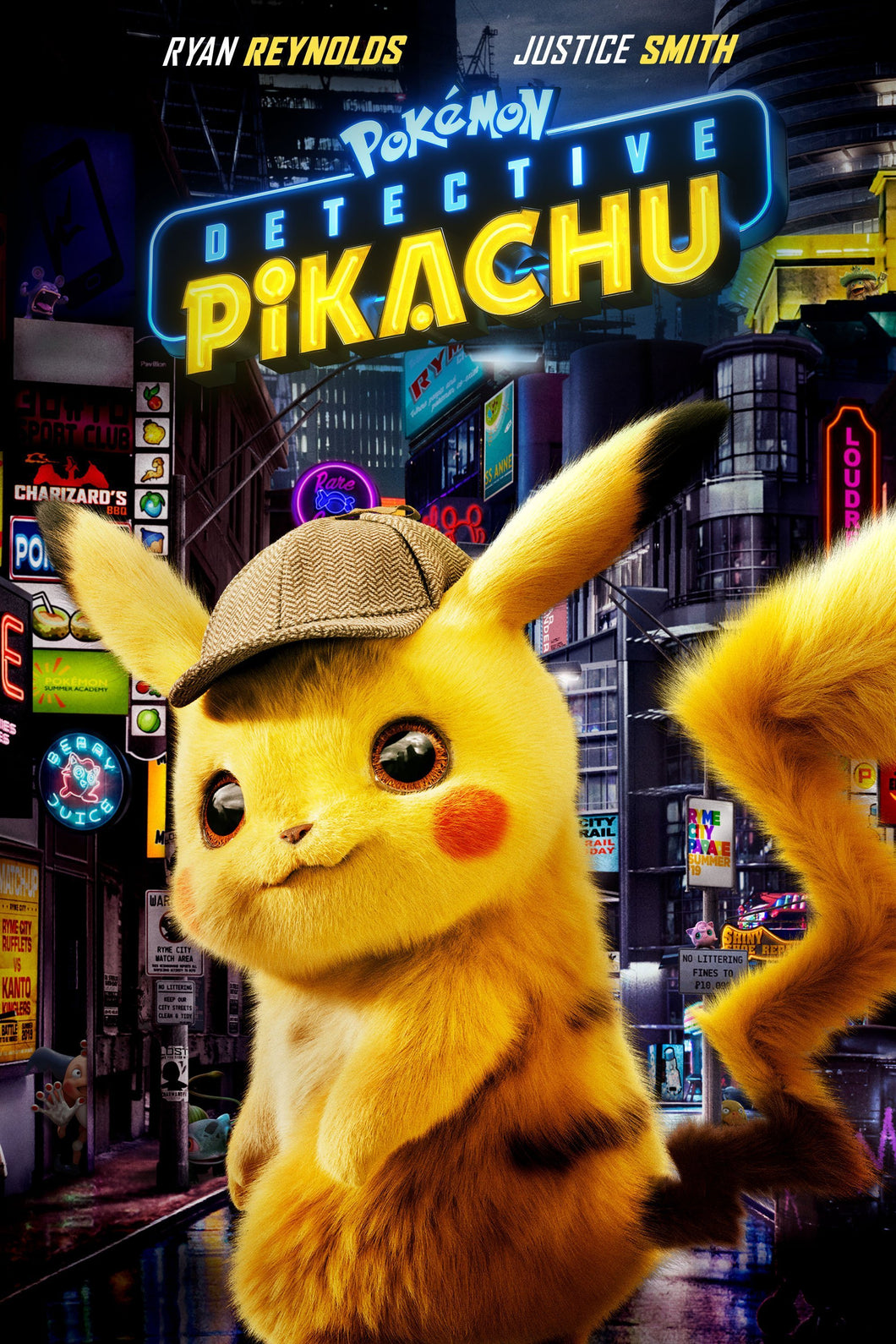 Pokemon Detective Pikachu | HD Movies Anywhere Code Ports to Vudu, iTunes, GP - Movie Sometimes