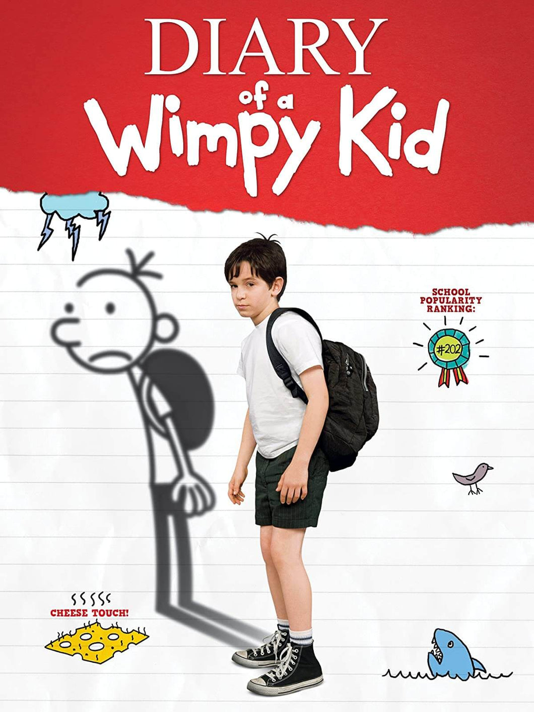 Diary of a Wimpy Kid | HD Movies Anywhere Code Ports to Vudu, iTunes, GP - Movie Sometimes