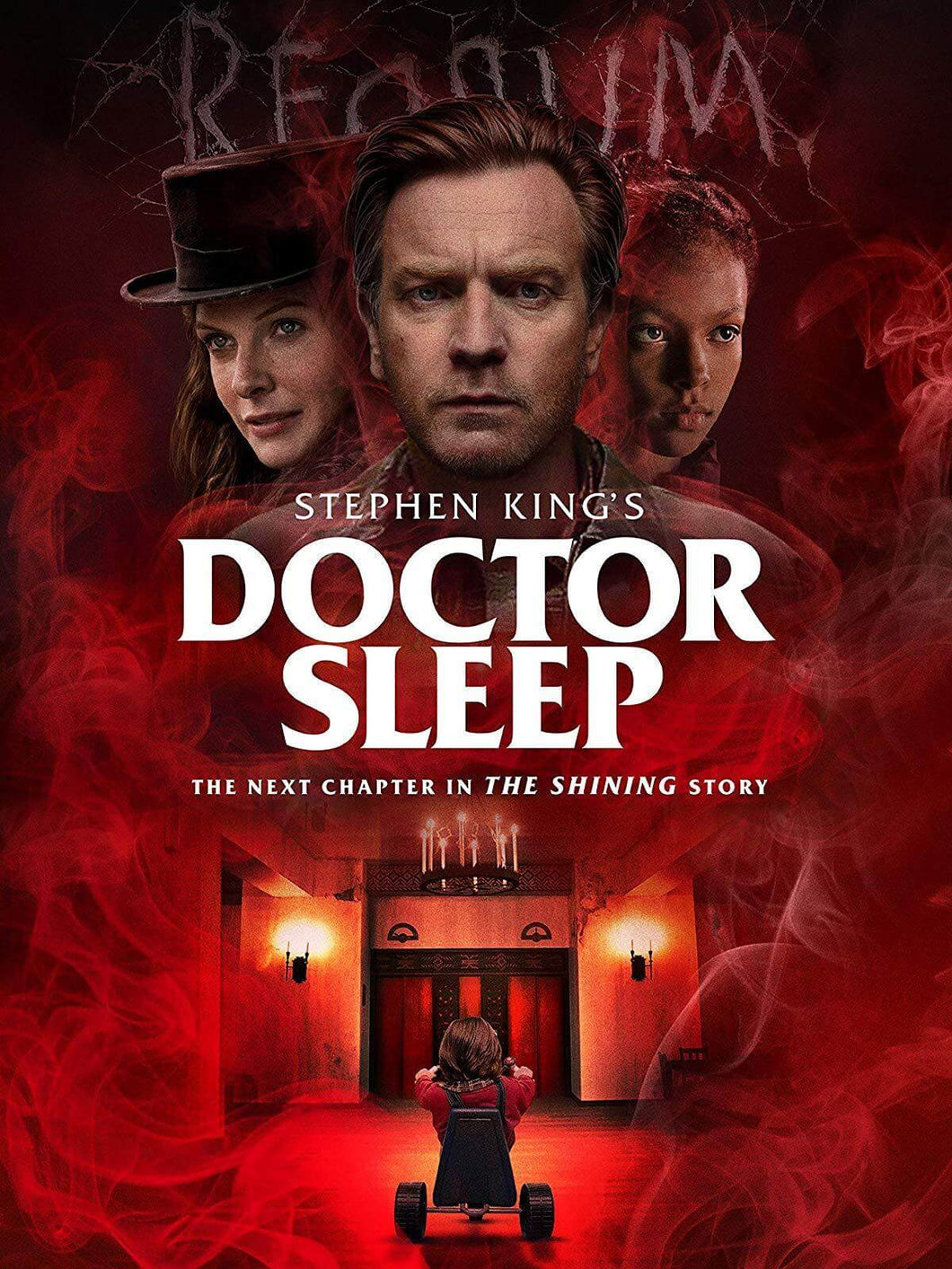 Doctor Sleep | SD Movies Anywhere Code Ports to Vudu, iTunes, GP - Movie Sometimes