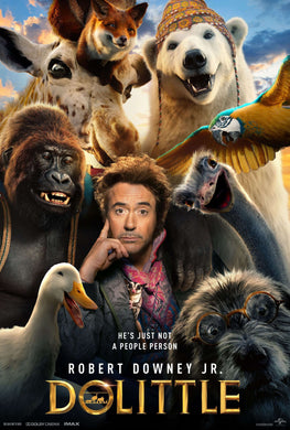 Dolittle | HD Movies Anywhere Code Ports to Vudu, iTunes, GP - Movie Sometimes