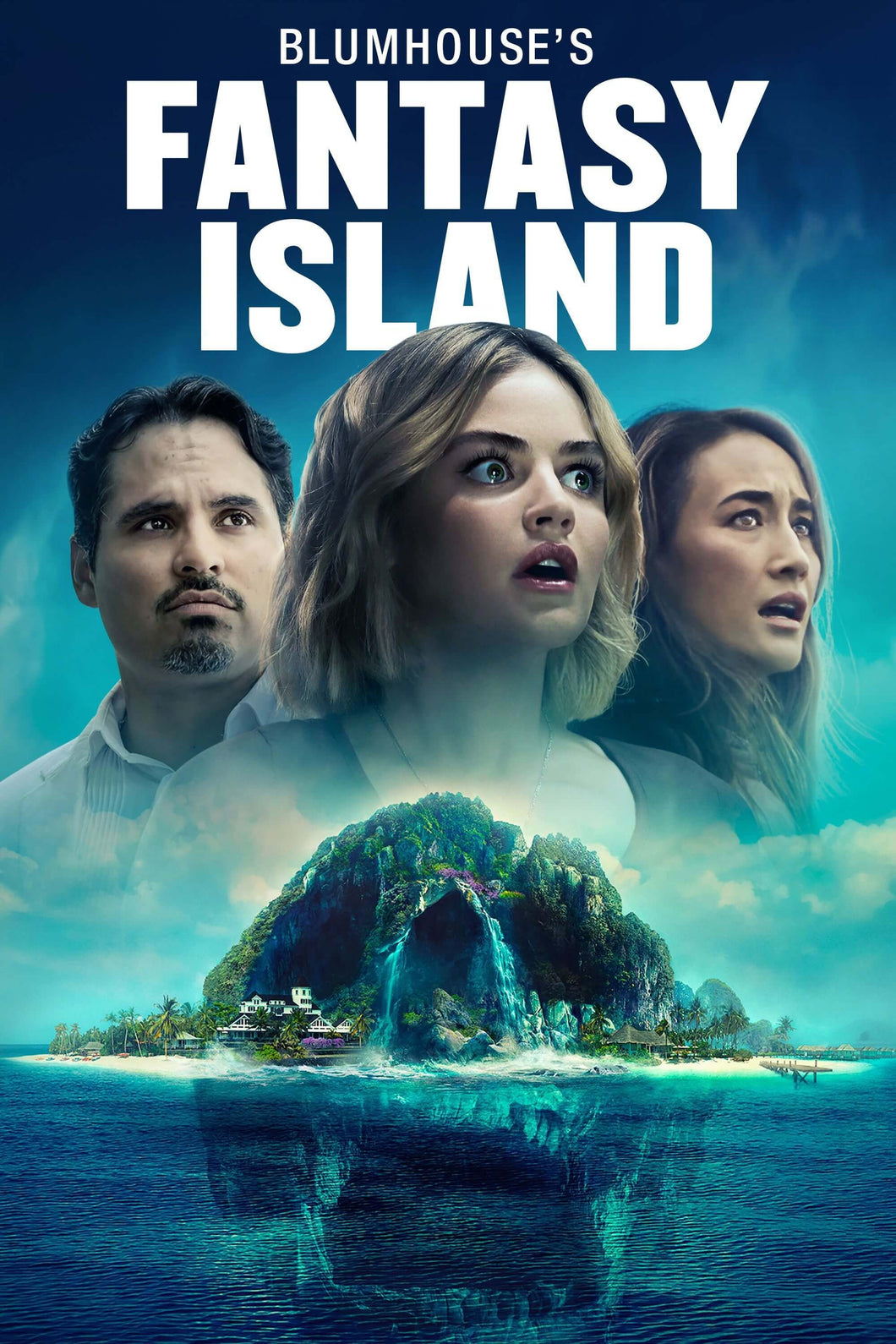 Blumhouse's Fantasy Island (Unrated) | HD Movies Anywhere Code Ports to Vudu, iTunes, GP - Movie Sometimes