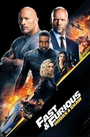 Fast & Furious Presents: Hobbs & Shaw | 4K UHD Movies Anywhere Code Ports to Vudu, iTunes, GP - Movie Sometimes