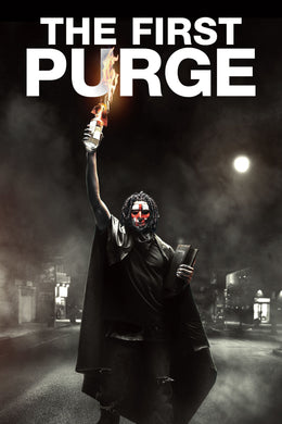 The First Purge | HD Movies Anywhere Code Ports to Vudu, iTunes, GP - Movie Sometimes