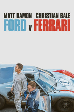Ford v Ferrari | HD Movies Anywhere Ports to Vudu, iTunes, GP - Movie Sometimes