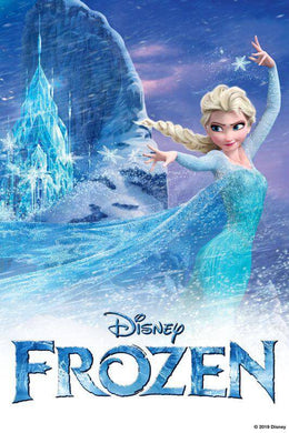 Frozen | 4K UHD Movies Anywhere Code Ports to Vudu, iTunes, GP - Movie Sometimes