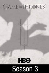 Game of Thrones: The Complete Third Season 3 | HD Vudu Code - Movie Sometimes