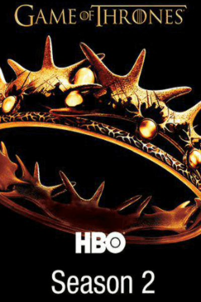 Game of Thrones: Season 2 | HD iTunes Code - Movie Sometimes