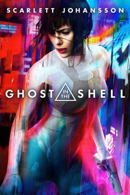Ghost in the Shell | HD iTunes Code - Movie Sometimes